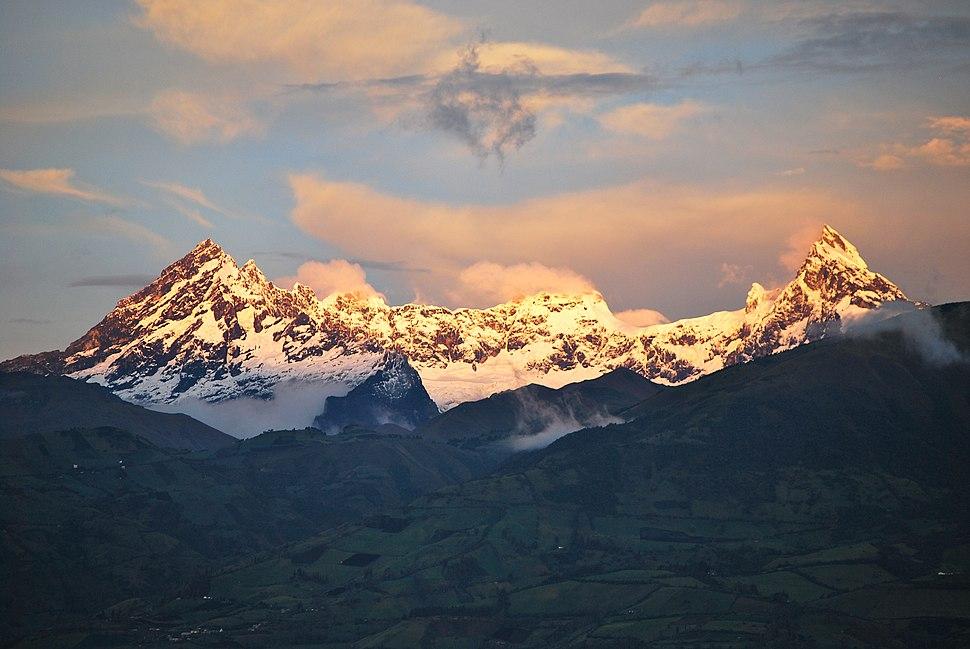 Volcán El Altar - Riobamba Ecuador