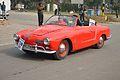 Volkswagen - 1960 - 14 hp - 4 Cyl - WBC 2308 - Kolkata 2014-01-19 6478.JPG