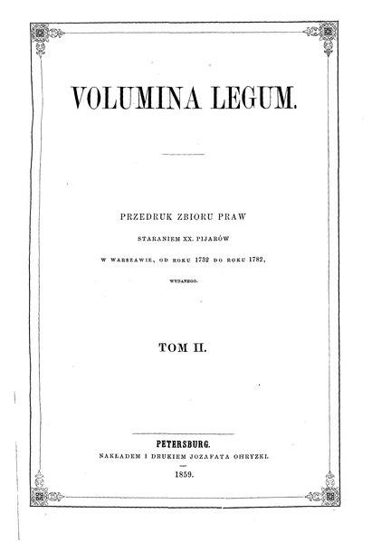 File:Volumina legum T. 2.djvu
