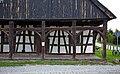 Vorgiebel Laubenhaus, Vorlaube rechter Teil a.jpg