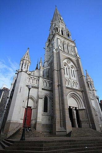 Jean-Baptiste Lassus - Basilique Saint-Nicolas de Nantes