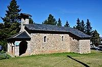 WLM14ES - Capella de la Mare de Déu de Les Neus, La Molina, Alp, Girona - MARIA ROSA FERRE.jpg