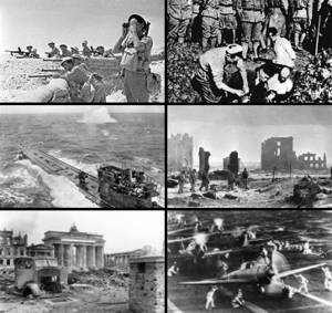 Images of WW2