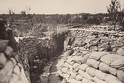 WWI - Fifth Battle of the Isonzo - Italian lines.jpg