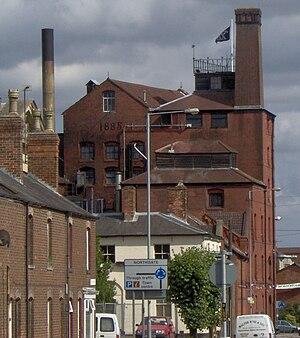 Wadworth Brewery - Wadworth's Brewery, Devizes