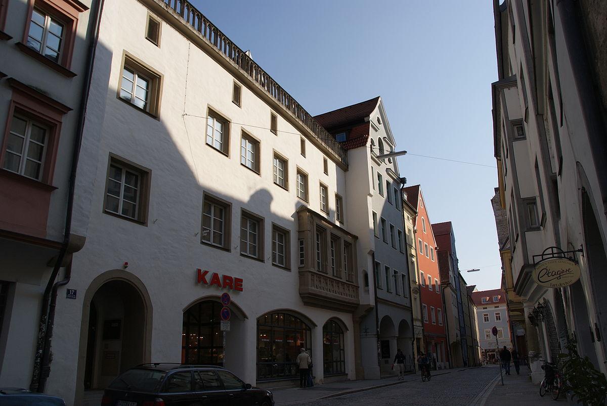 Wahlenstraße Regensburg