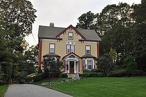 House at 42 Hopkins Street - Image: Wakefield MA 42Hopkins Street