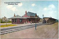 Wakefield station divided back postcard.jpg