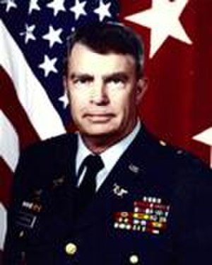 Walter B. Huffman - Major General Walter Burl Huffman 35th Judge Advocate General of the United States Army