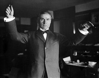 Walter Damrosch - Walter Damrosch in 1908