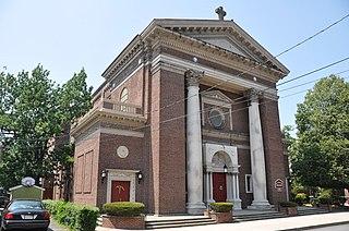 St. Charles Borromeo Church (Waltham, Massachusetts) church building in Massachusetts, United States of America