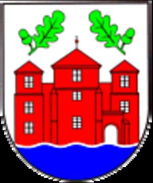 Mellenthin - Image: Wappen Mellenthin