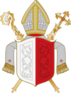 Arms of the Archbishopric of Rabascall-Bergendia