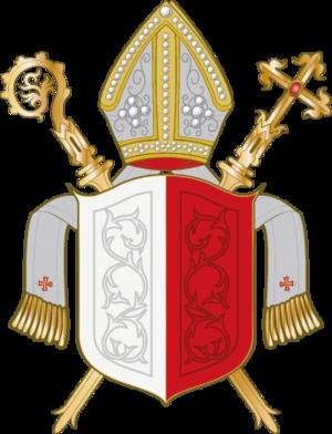 Roman Catholic Diocese of Halberstadt - Image: Wappen Bistum Halberstadt