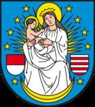 Das Wappen von Querfurt