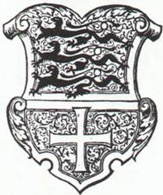 Circle of Swabia - Coat of arms of the Swabian Circle, 1737