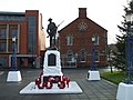 War Memorial, Holywood - geograph.org.uk - 1617250.jpg