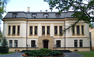 Constitutional Tribunal (Poland) - The seat of the Tribunal, Warsaw (2006)