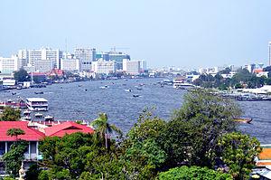 Chao Phraya River - Chao Phraya River, Bangkok