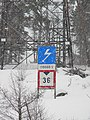 Water transport signs power transmission lines vertical clearance volts.jpg
