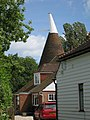 Waterside Oast, Water Lane, Headcorn, Kent - geograph.org.uk - 860914.jpg