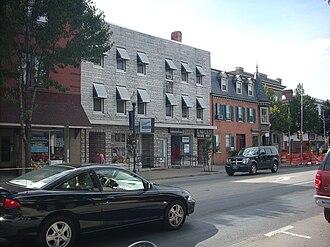 Waynesboro, Pennsylvania - Downtown Waynesboro