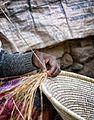 Weaving Injera Basket, Tigray (9871691474).jpg