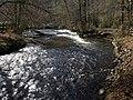 Weir, River Bovey - geograph.org.uk - 1210007.jpg