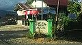 Welcome gate to Pahae Aek Sagala, Sipirok, Tapanuli Selatan.jpg