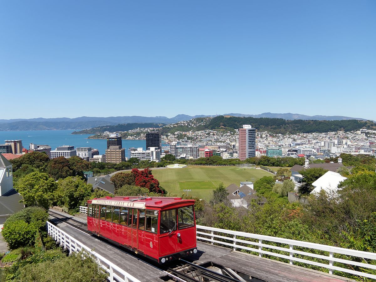 The Wellington Hospital Car Park