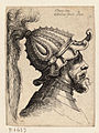 Wenceslas Hollar - Helmet with wavy brim.jpg