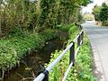 Wesley Brook by Haughton Lane - geograph.org.uk - 1247233.jpg