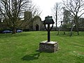 West Acre village sign - geograph.org.uk - 774161.jpg
