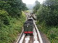 Western end of Llangollen Steam Railway at Carrog - geograph.org.uk - 515932.jpg