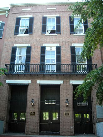 Jackson Place - White House Conference Center, located at 726 Jackson Place.