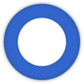 White circle in blue background.png