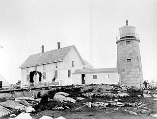 Whitehead Light lighthouse in Maine, United States