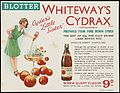 "Whiteway's Cydrax (non-alcoholic) ; cyder's ""little sister"" Wellcome L0064714.jpg"