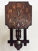 Wickers Building — Wall Clock.jpg