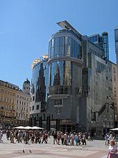 Stephansplatz wien wikipedia for Haus umrisse