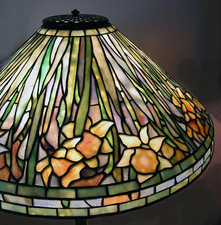 Lampada Tiffany Wikiwand