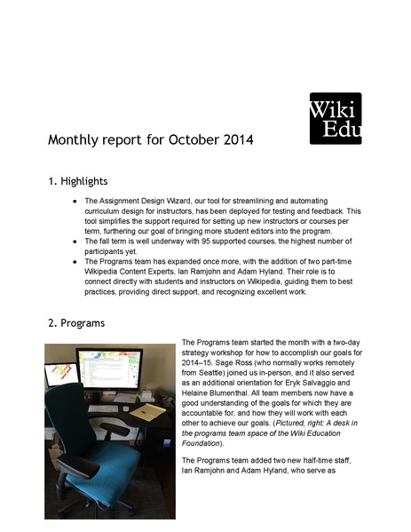 File:Wiki Education Foundation Monthly Report 2014-10.pdf