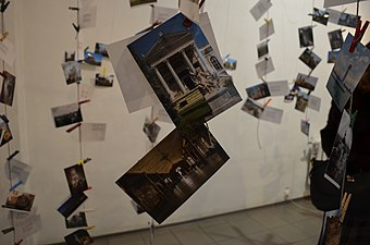 Wiki Loves Monuments Ukraine 2013 Exhibition 155.JPG