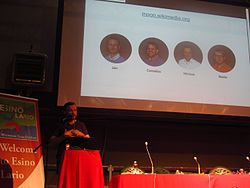 Wikimania by Rehman - Conference Day 2 (11).jpg