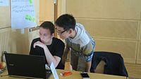 Wikimedia Hackathon 2017 IMG 4297 (34715787666).jpg