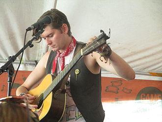 William Beckett (singer) - William Beckett in 2013