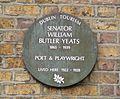 William Butler Yeats plaque, Dublin, Ireland.jpg