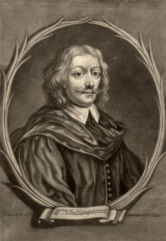 William Chillingworth - William Chillingworth, 18th-century engraving by Francis Kyte.
