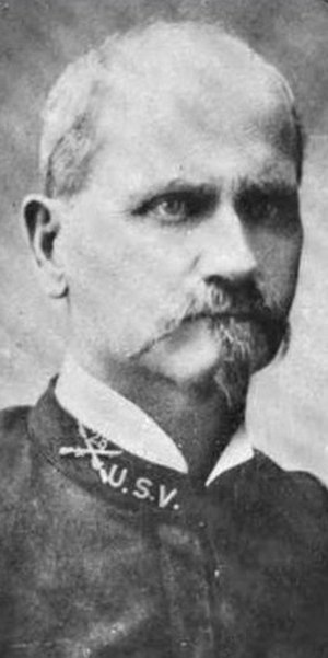 William E. Birkhimer - Image: William E. Birkhimer, US Army Brigadier General