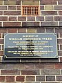 William Frederick Tyler plaque, Tottenham.jpg
